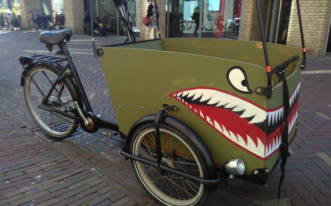 Johanna kommt – Neues Lastenrad für Johannis