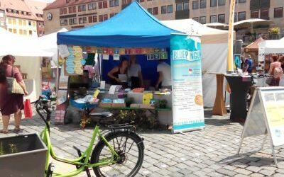 KLARA besucht Sommerveranstaltungen