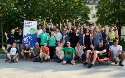 """Freie Lastenräder gewinnen den """"Deutschen Mobilitätspreis"""""""