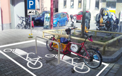 Online-Beteiligung: Radständer für Gostenhof/Rosenau