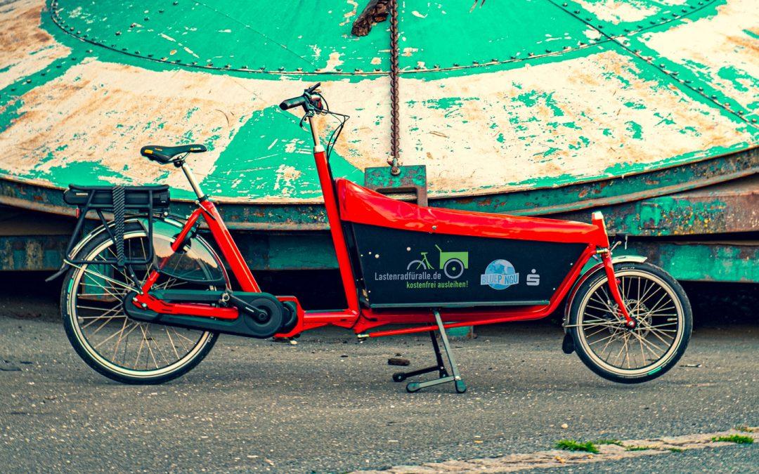 """Mach mit uns den Lastenrad-""""führerschein"""" – nachhaltige Mobilität in Aktion"""