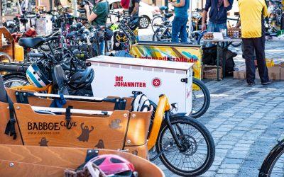 Sattelfest – Aktionstag auf dem Jakobsplatz