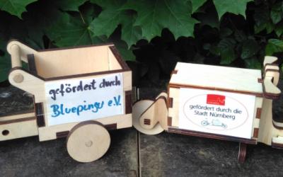 STADTRADELN 2021- Sonderpreis: Ein Lastenrad für die Stadt Nürnberg