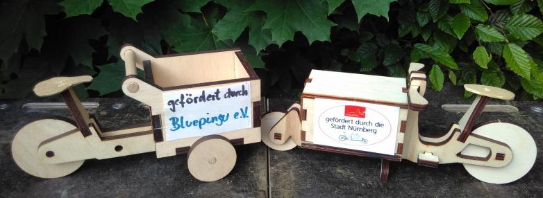 STADTRADELN 2021: Sonderpreis: Ein Lastenrad für die Stadt Nürnberg – Ergebnis